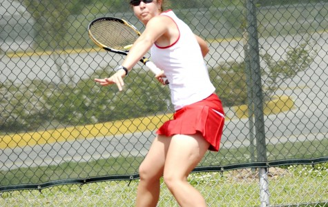 Senior tennis player looks for continued success