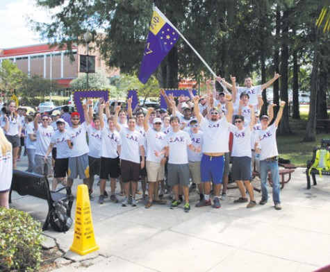 SAE ranked number one chapter in the United States