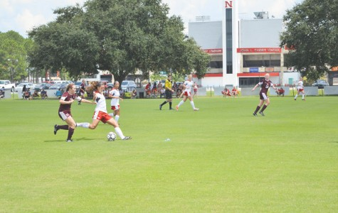 Colonels soccer split games against LSU and ULM