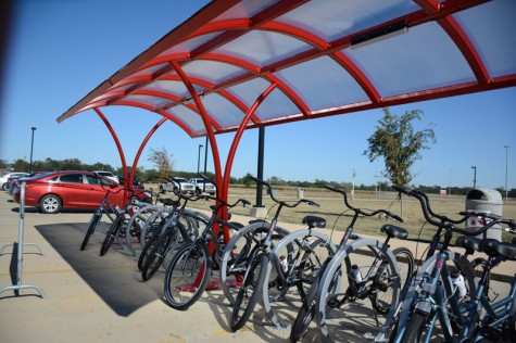 Recreation Center to provide rental bikes for students