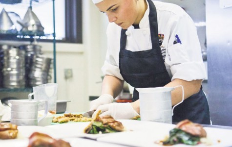 Recent Nicholls grad participates in cooking competition