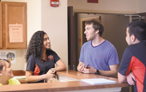 Students remember strangest moments with roommates