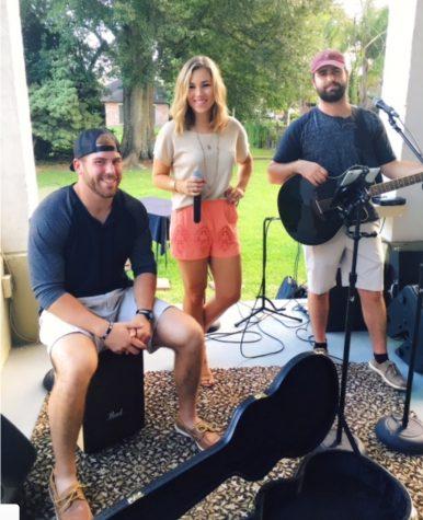 Three Nicholls students form local band