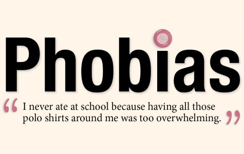 Nicholls students and faculty discuss their phobias