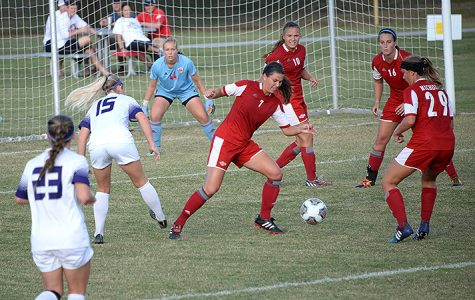 Nicholls Soccer playoff hopes still alive