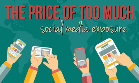 The price of too much social media exposure