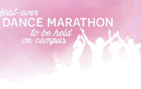 First-ever Dance Marathon to be held on campus