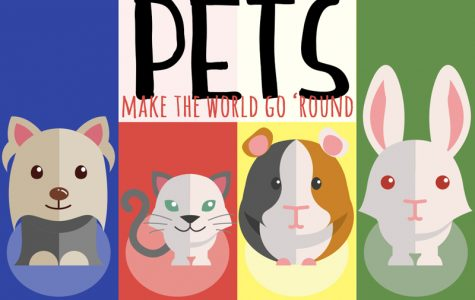 Pets make the world go 'round