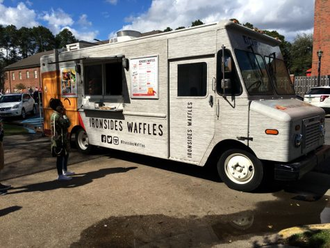 Local food truck brings fresh dining experience to Nicholls campus