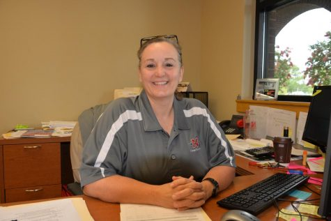 Getting to know the director of campus recreation: Sabrina Laurent