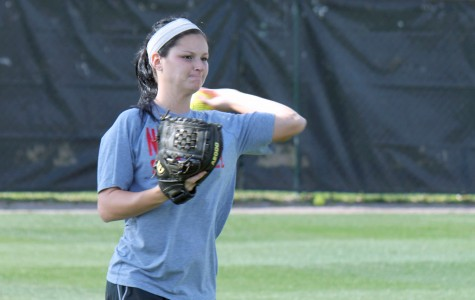 Colonels pitchers are backbone for softball defense