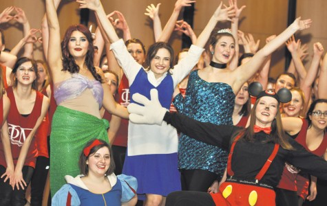 Fraternities and Sororities prepare for Songfest 2015