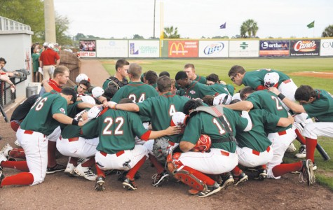 Colonel baseball joins fight against childhood cancer