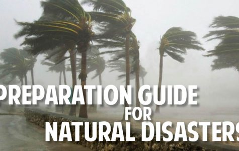 A Colonel's preparation guide for natural disasters