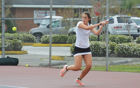 Nicholls tennis to wrap up final fall play at the Big Easy Classic