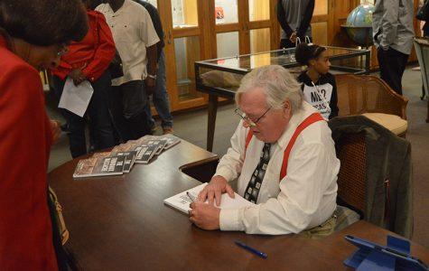Terrebonne writer holds book signing at Nicholls
