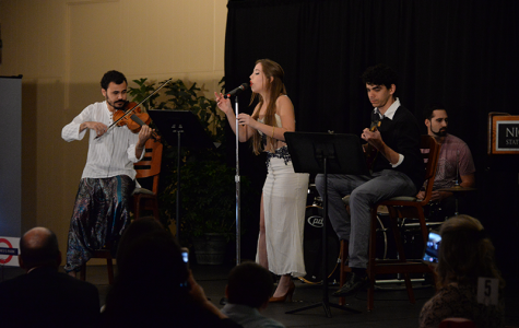 Nicholls International Community hosted its ninth banquet