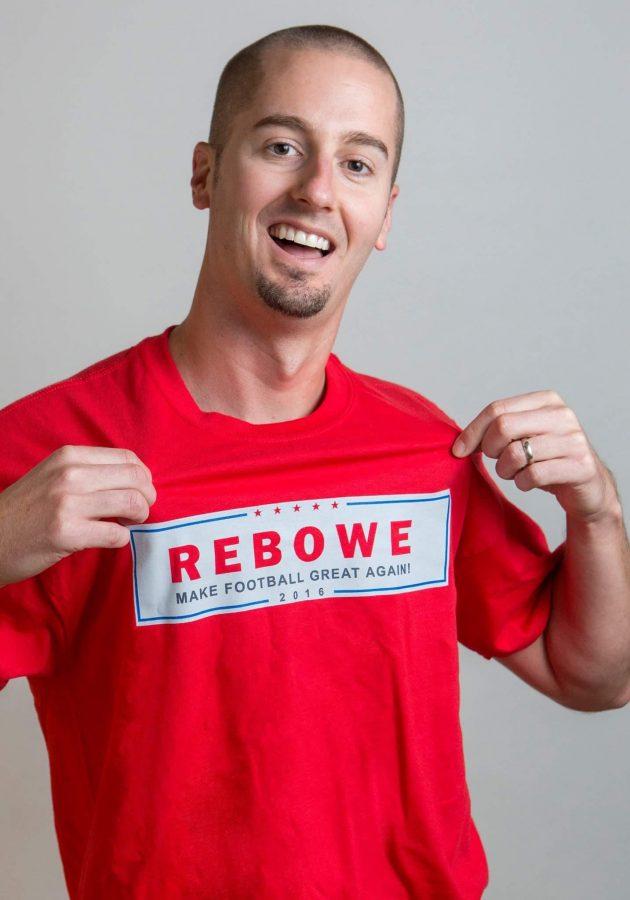Nicholls alumni thinks Rebowe makes football great again