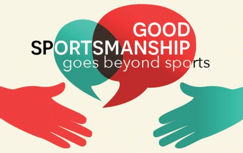 Good sportsmanship goes beyond sports