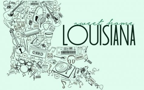 Personal opinion: Musicians from Louisiana