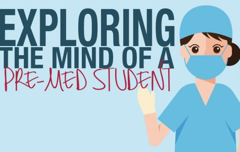 Exploring the mind of a pre-med student