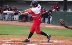 Baseball fell to Sam Houston this past weekend