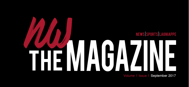 Nicholls Worth: The Magazine announcement