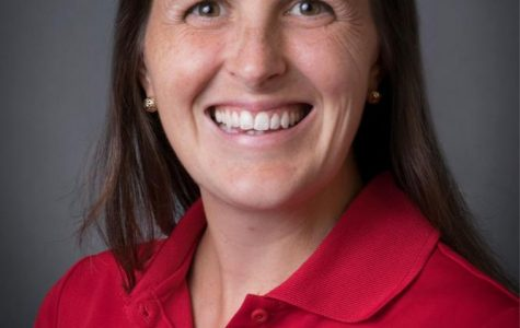 New cross country and track and field coach: Stefanie Slekis