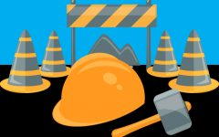 Construction projects wrap up around campus