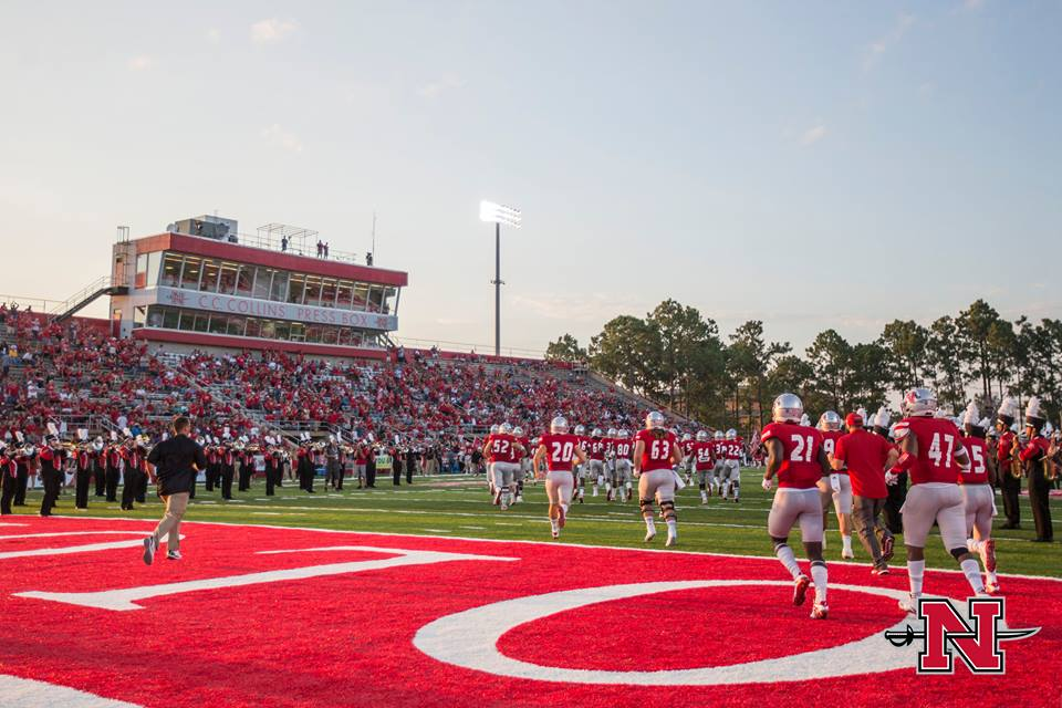 Nicholls football back on conference track, faces Sam Houston State