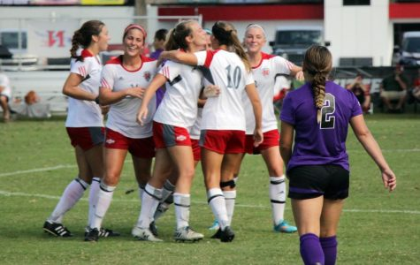 Colonel soccer wins first Southland Conference game of the season