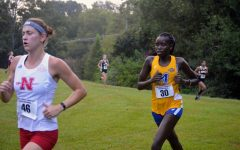 Cross country runs in LSU Invitational