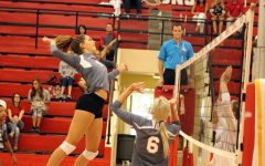 Volleyball loses final two matches of season