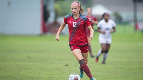 Nicholls soccer falls in first Southland Conference game of the season