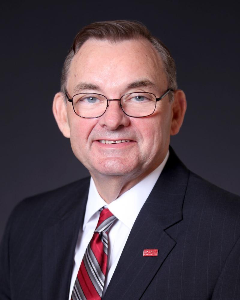 President Dr. Bruce Murphy Headshot 2013