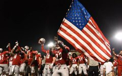 Colonel football playoff dream becomes reality after loss to rival