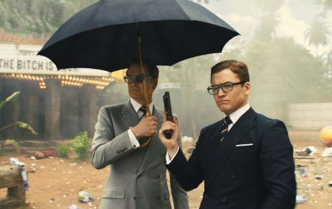 "Movie Review: ""Kingsman: The Golden Circle"""