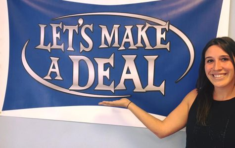 "Nicholls graduate wins new car on ""Let's Make a Deal"""