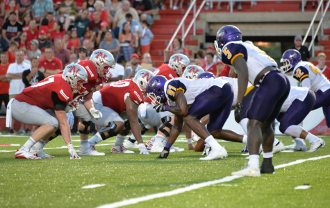 Football hosts Abilene Christian at home for first time