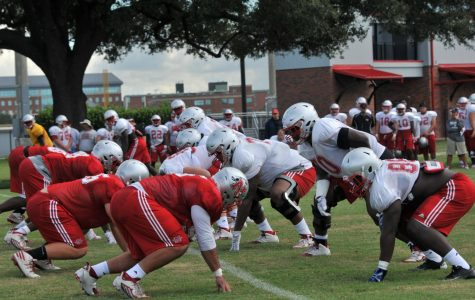 Routine helps football prepare for 2017 schedule