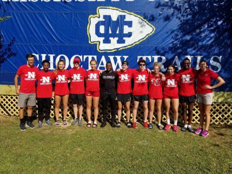 Colonels compete at Mississippi College Invitational, prepare for conference championships