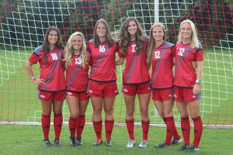 Senior players enjoy special weekend as Colonels continue fight for playoff spot