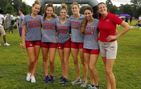 Cross country competes in conference championships tomorrow