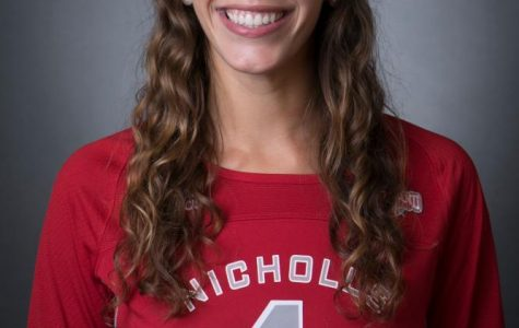 Athlete Closeup: Middle Hitter Emily Weimer