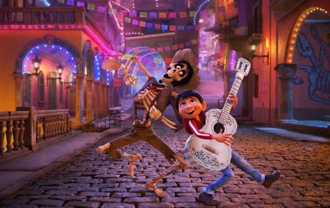 "Movie Review: ""Coco"""