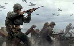 "Game Review: ""Call of Duty: WWII"""