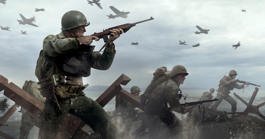 Game+Review%3A+%22Call+of+Duty%3A+WWII%22
