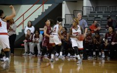 Women's basketball cruises past SUNO and Jackson State