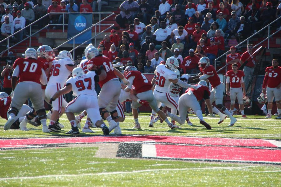 Colonel football ended unforgettable 2017 season in FCS playoffs
