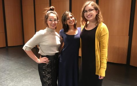 Speech forum addresses student involvement in decision-making